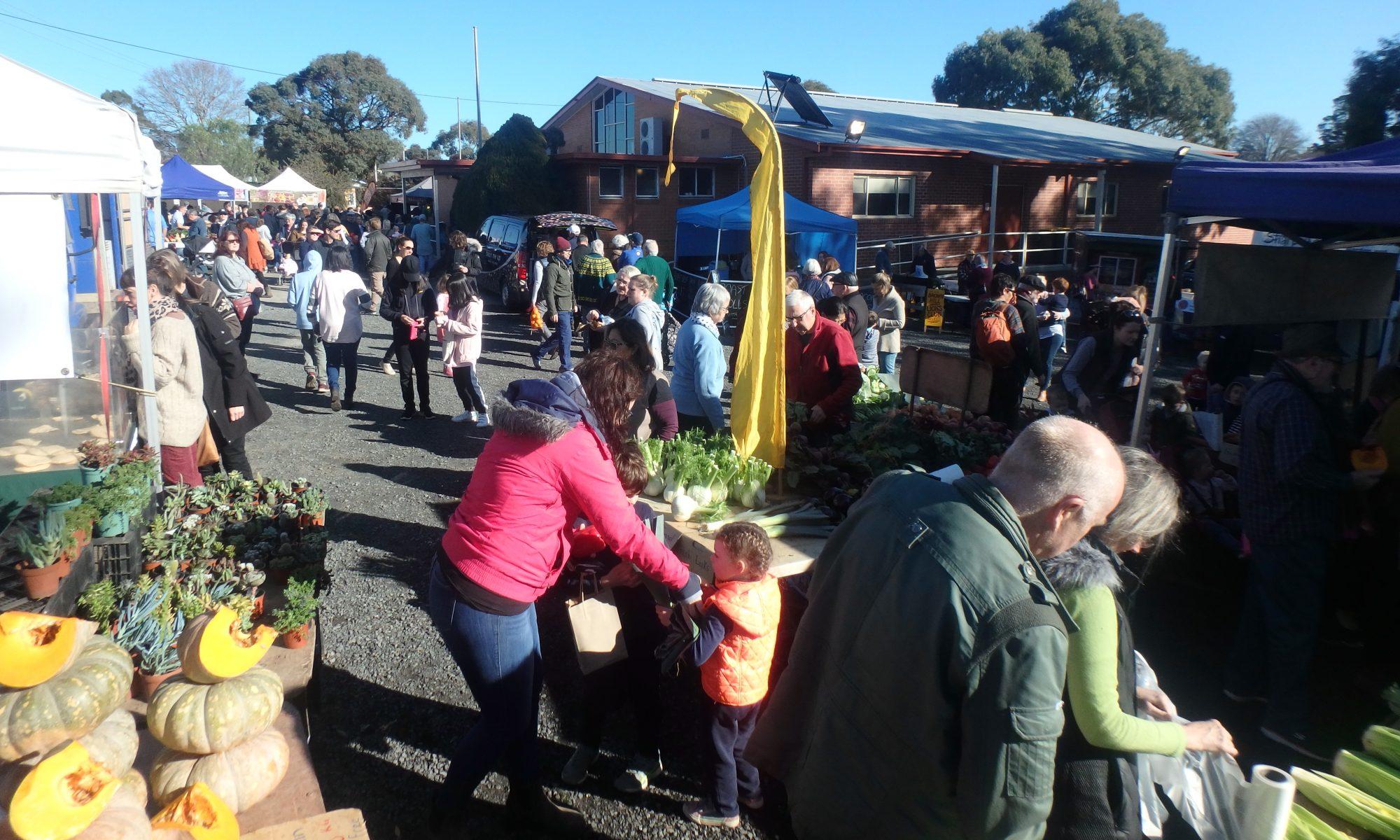 Ballarat Markets